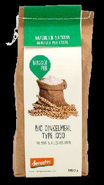 Bio Dinkelmehl Type 1050
