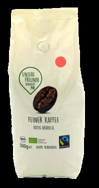 Feiner Kaffee gemahlen, 500 g