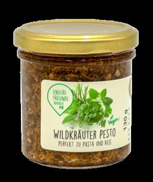 Wildkräuter Pesto